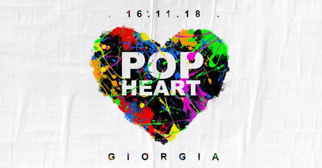 """Giorgia, in uscita il nuovo album """"Pop Heart"""""""
