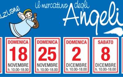 Il mercatino degli Angeli a Sordevolo
