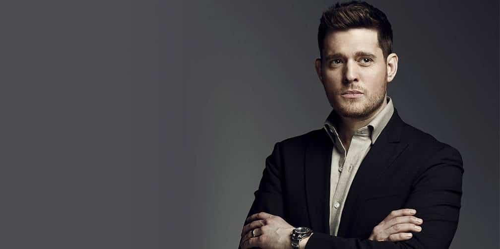 """Michael Bublè, """"Love"""" è il nuovo album in uscita il 16 novembre"""
