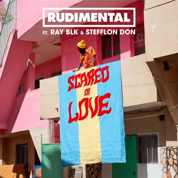 """Scared of love"", il nuovo singolo dei Rudimental"