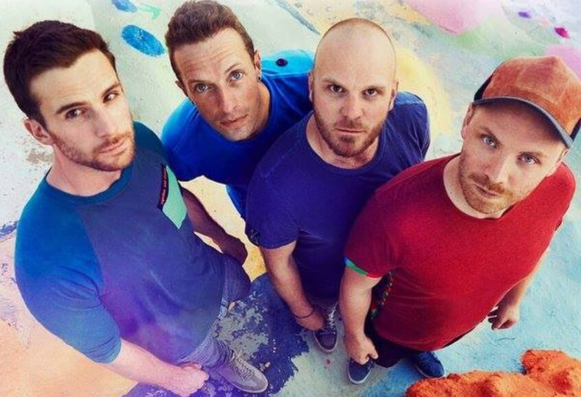 """Everyday Life"", il nuovo album dei Coldplay"
