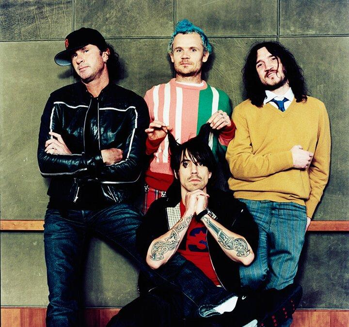 IRed Hot Chili Pepperssul palco diFirenze Rocks 2020