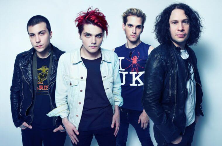 My Chemical Romance, annunciate le date del tour di reunion