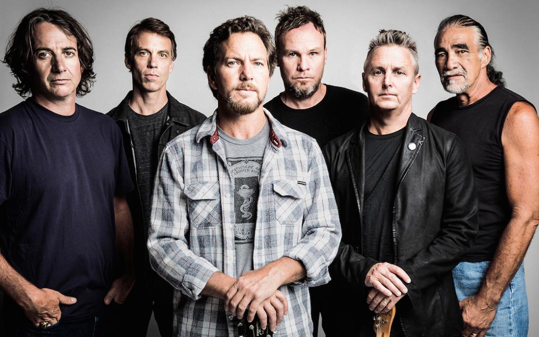 I Pearl Jam suoneranno in Italia nel 2020