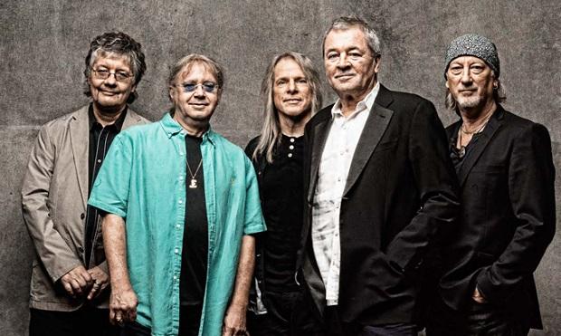 I Deep Purple annunciano l'arrivo di un nuovo album
