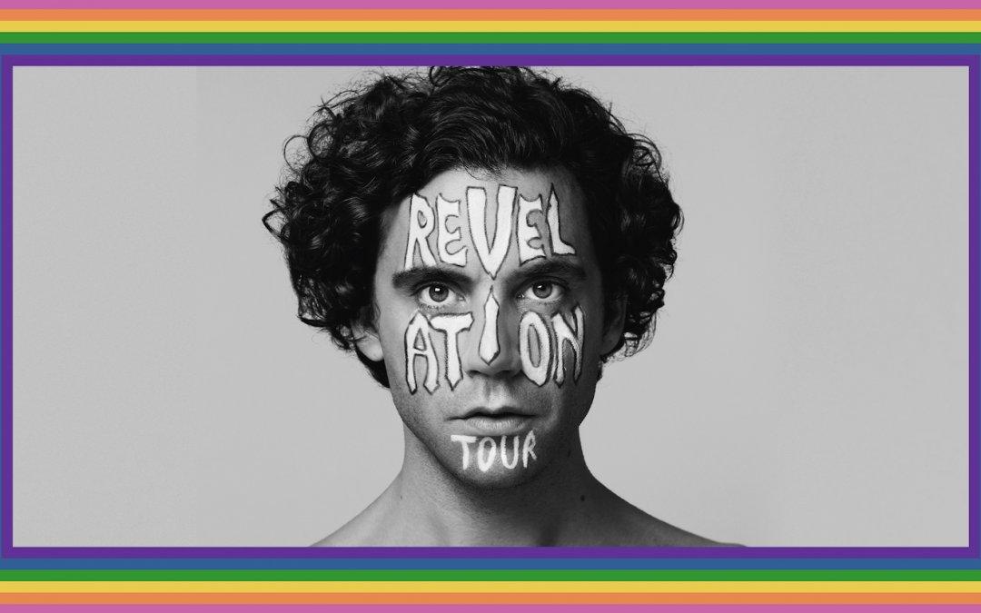 """Mika, quattro date estive per il """"Revelation Tour"""""""