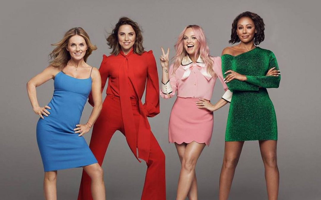 Spice Girls, si ipotizza un nuovo tour nel 2021