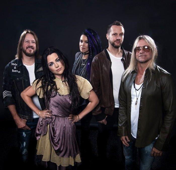 """""""The Game Is Over"""", il nuovo singolo degli Evanescence"""