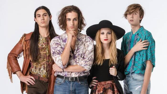 """Måneskin, in uscita il nuovo singolo """"Vent'anni"""""""